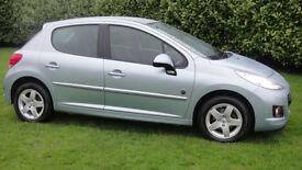 Peugeot 207 1.4 VTi 95 Envy - LOW LOW MILEAGE