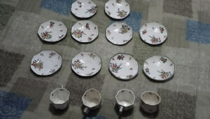 Royal Doulton Cup and Saucer Set