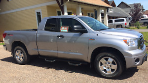 2010 Toyota Tundra TRD Pickup Truck only 42000kms