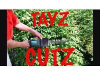 Hedge cutting garden trimming handyman Sheffield
