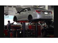 Car repairs/servicing
