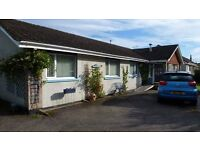 4 Bed detached bungalow in the Highlands