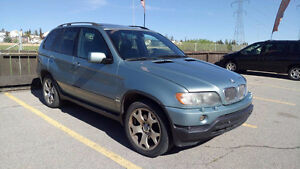 2002 BMW X5 , 4.4 i  AWD  RUNNING LIKE DREAM !  AB ACTIVE SUV