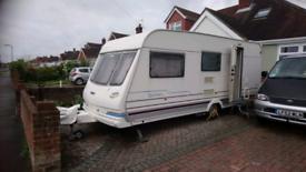 Luna LX2000 Caravan