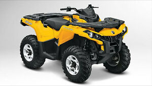 2013 CAN-AM Outlander 800 DPS