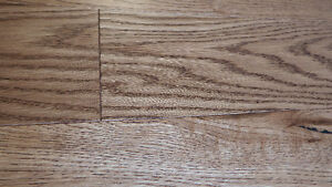 """Click or Nail 5"""" Wire Brushed Hardwood, Incredible Value London Ontario image 5"""