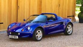 image for Lotus Elise, 1998. Just 6,600 miles from new!