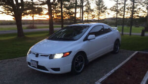 FOR SALE 2008 HONDA CIVIC SI COUPE