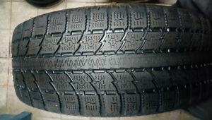 2 pneus 225/60R17