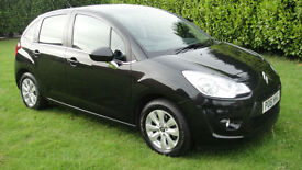 Citroen C3 1.4HDi 8v ( 70bhp ) VTR+ FULL HISTORY £20 ROAD TAX