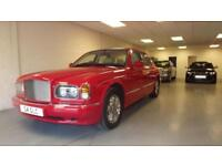 Bentley Arnage 4.4 V8 auto 27000 Mls Full History Glasgow Scotland