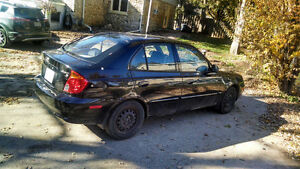 2005 Hyundai Accent Sedan Cambridge Kitchener Area image 2