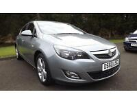 Vauxhall, Astra SRi 1.6 2011 MY Glasgow Scotland