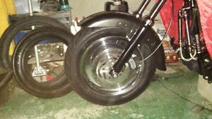 Harley Davidson front roue avant