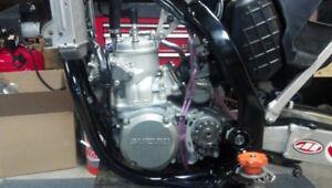 2005 Suzuki rm 250 engine needs trans work 350.00 shipped obo