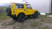 1977 Land Rover Series 3 Game Rare Sheffield Kentish Area Preview
