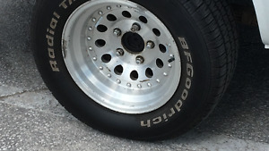 Wanted GM centreline rims