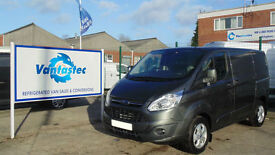 Ford Transit Custom 2.0TDCi 130PS 270 L1H1 Limited with Polyshield