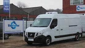 Nissan NV400 2.3DCi 125 L3H3 SE Refrigerated Van