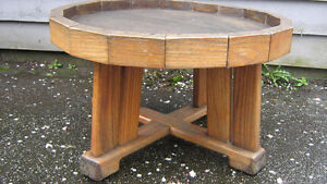 BARREL TABLE North Shore Greater Vancouver Area image 2