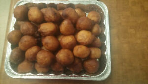 AFRICAN (NIGERIAN) SNACKS  AND FOOD