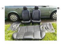 Fiesta mk4 mk5 leather seats interior 3dr still listed still available!