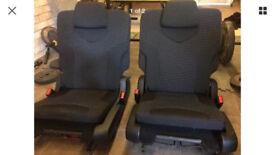 308 sw rear seats