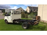 Wanted flat bed fit smiley transit