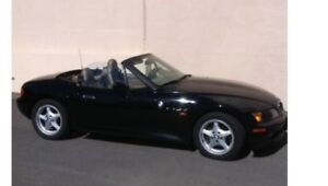 1997 z3 roadster 1.9 ltr convertable