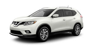 2015 Nissan Rogue SL SUV, Crossover, AWD - Low Kms