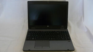 HP PROBOOK 6560b Core i5 2nd Gen 2.60GHz 8GB RAM 500GB HDD