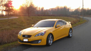 3.8 2010 Hyundai Genesis Coupe GT Coupe