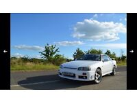 Nissan Skyline R34 GT T Manual Neo 6