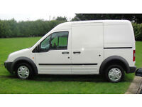 Ford Transit Connect - LONG WHEEL BASE HIGH ROOF DIESEL