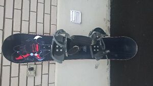 Firefly board and  bindings
