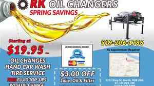 SemiSynthetic Oil Change from $ 19.99