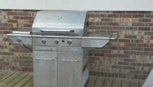 Stainless Steel Centro BBQ