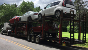 Vehicle Transporting from Nova Scotia to Toronto area