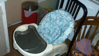 baby-toddler high chair, chaise haute pour enfant