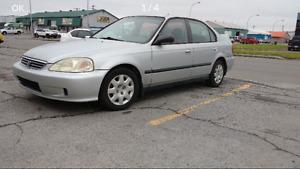 2000 Honda Civic Berline