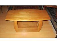 Coffee Table. Solid oak