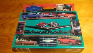 Chevrolet Numbered Limited Edition Tin & Bicycle Playing Cards