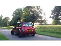 1996 Rover mini 1275spi