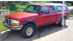 Ford Ranger 4x4 in Hinton
