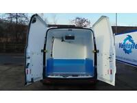Refrigerated Van Conversions - Convert your van to chilled, frozen & more!