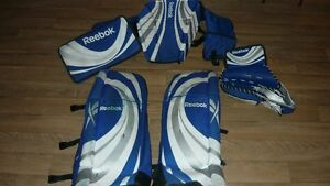Kit gardien de but de rue reebok