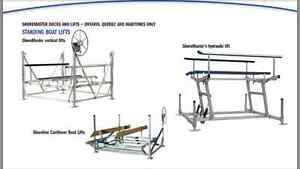 Quality aluminum lifts & Aluminum Docks at affordable prices