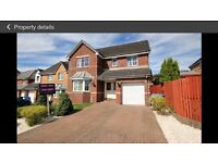 **4 Bed Detached Family Home, Livingston Village**
