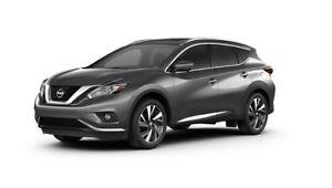 2017 Nissan Murano Platinum SUV, Crossover