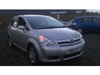 Toyota Verso 2.2 D-4D T3 7 SEATER - 2006 06-REG - ONLY 1 OWNER FROM NEW